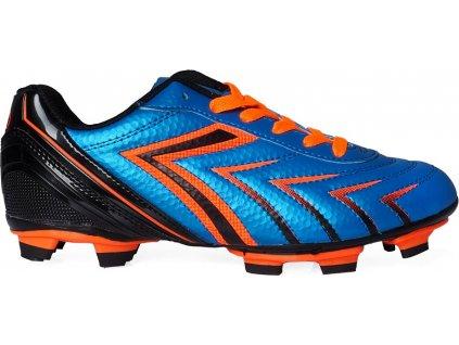 Kopačky Atletico Fg modrá XT041-15519