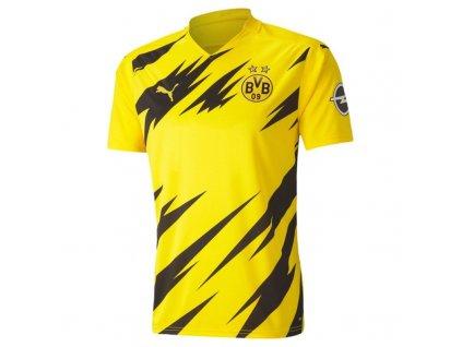 Dres Puma BVB Home Shirt Replica M 757156-01