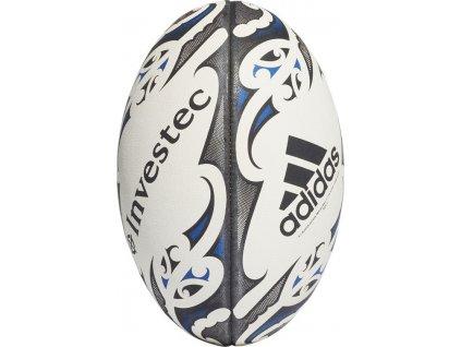 Rugby lopta adidas Championship Replica Ball biała FS1330