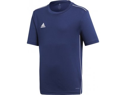Detský dres adidas Core 18 Training Jersey JUNIOR CV3494