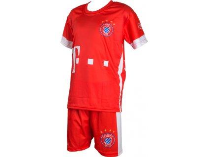 Detský set Replika Lewandowski 9 Bayern 2020/21