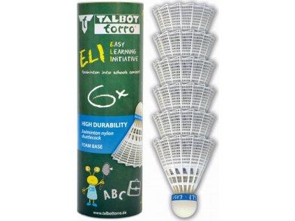 Badmintonové košíky Talbot Torro Eli 6ks 469382