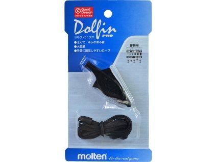 Píšťaľka Molten Dolfin Pro