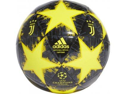 Futbalová lopta adidas Finale 18 Juve CPT CW4144, veľkosť 4