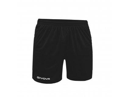 Tréningové šortky one, čierne, veľkosť M