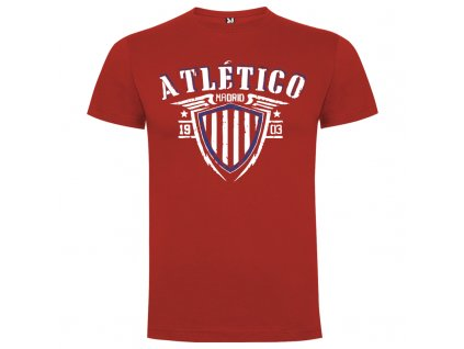 Detské tričko Atlético, červená