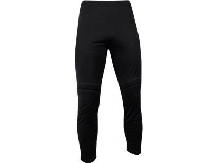 Detské brankárske nohavice Akcent Junior czarne