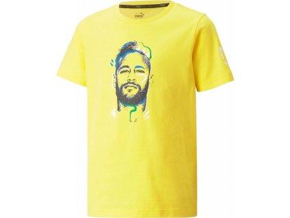 Detské tričko Puma Neymar JR Copa Graphic Tee Jr 605572 08