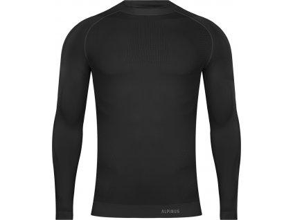 Termo tričko Alpinus Foraker czarna HN43648