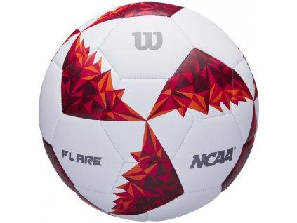 Lopta Wilson NCAA Flare SB bielo červená WTE4950XB05