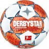 Lopta Select Derbystar Bundesliga Brillant FIFA 2021 biela modrá oranžová 17009