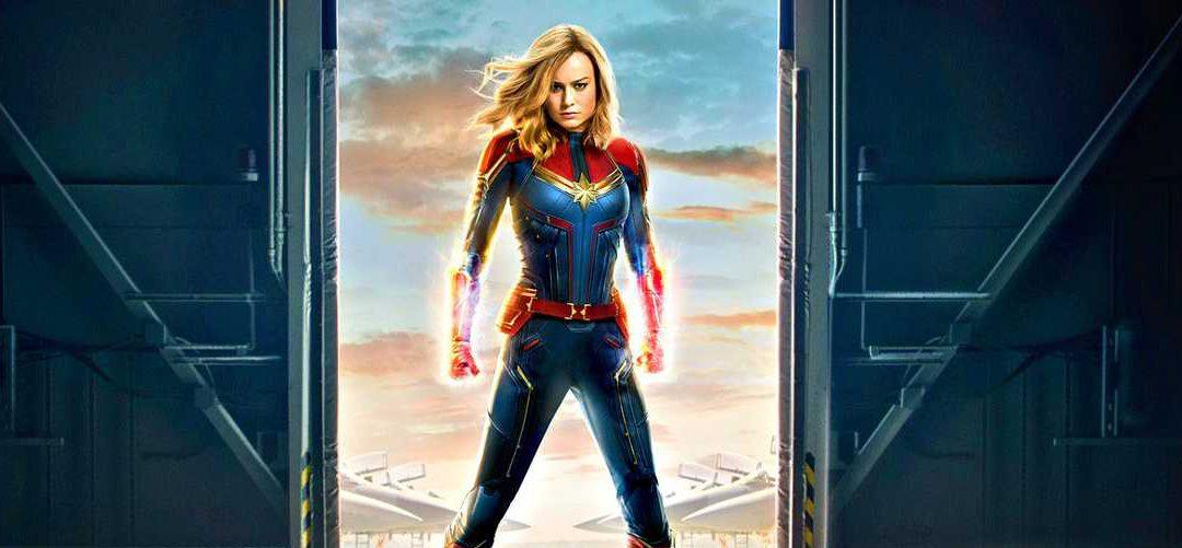 Captain Marvel trhá rekordy - za první víkend vydělala skoro půl miliardy dolarů!