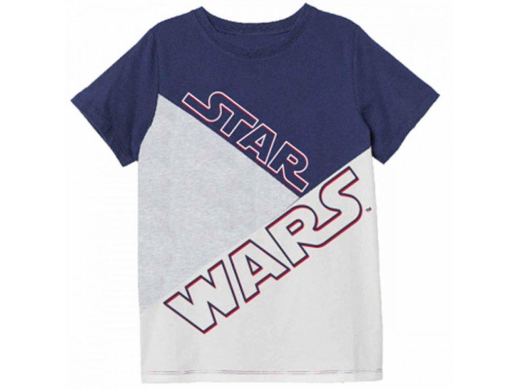 Dětské tričko Star Wars - Logo (světlé)