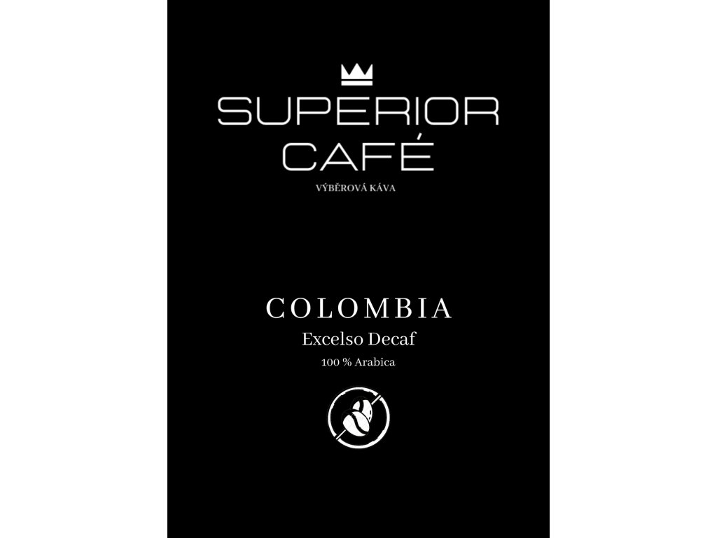 Colombia Excelso Decaf