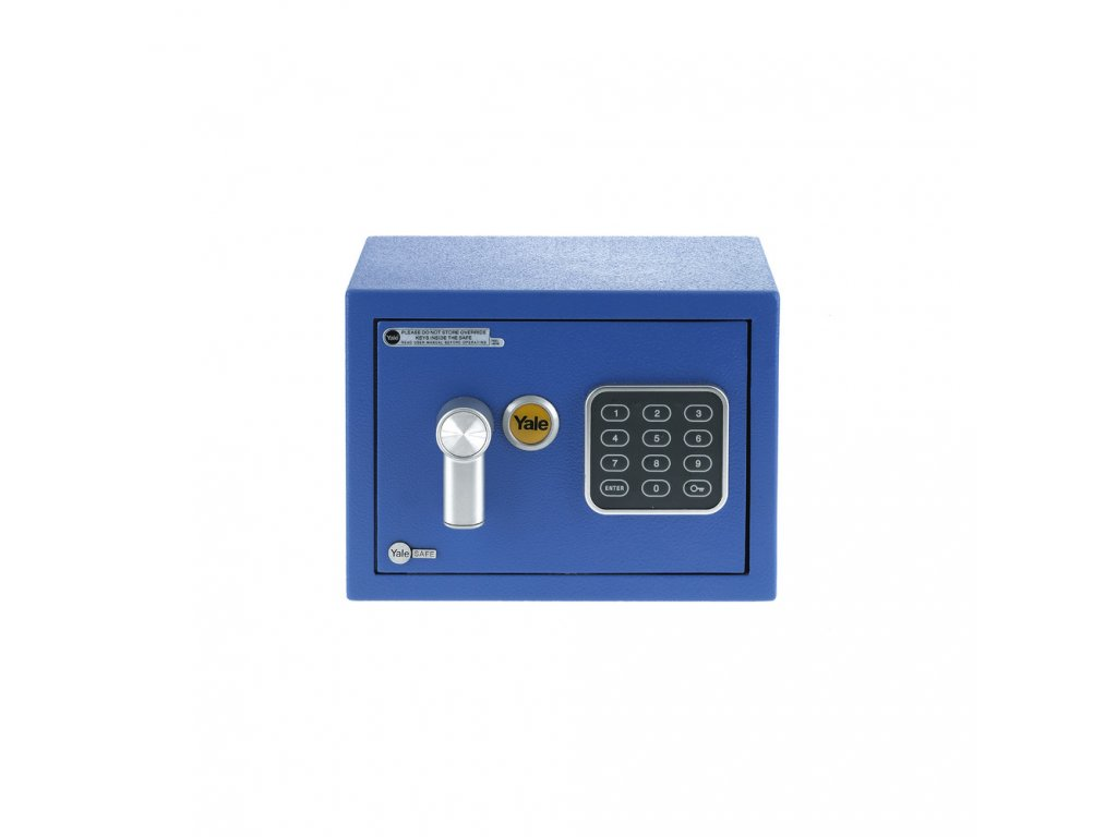 trezor yale safe mini blue