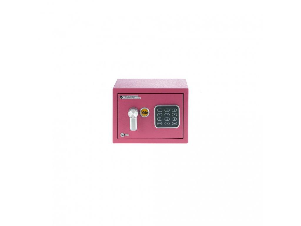 trezor yale safe mini pink