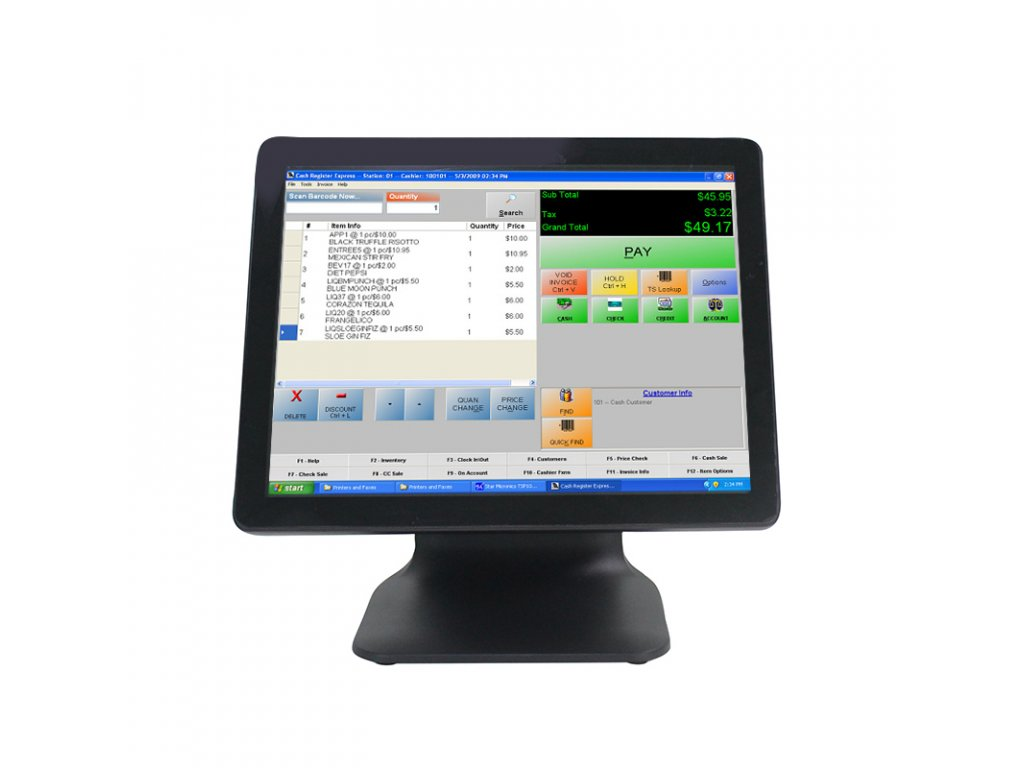 LCD E1508B