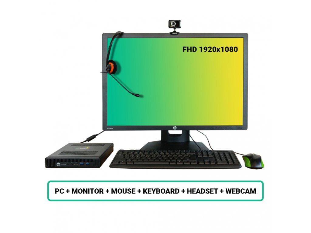 SET HP EliteDesk 800 G2 DM