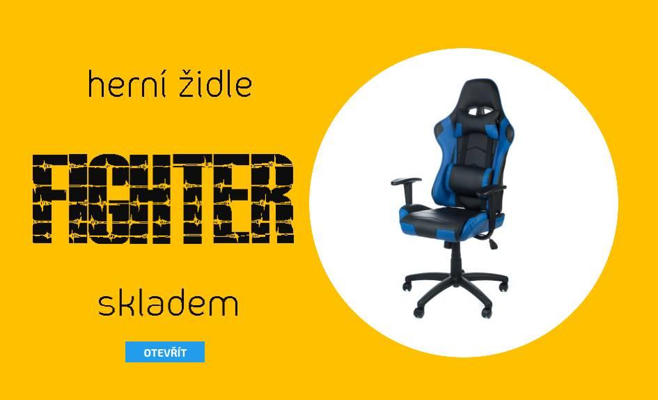 Nové herní židle - Superkřesla.cz