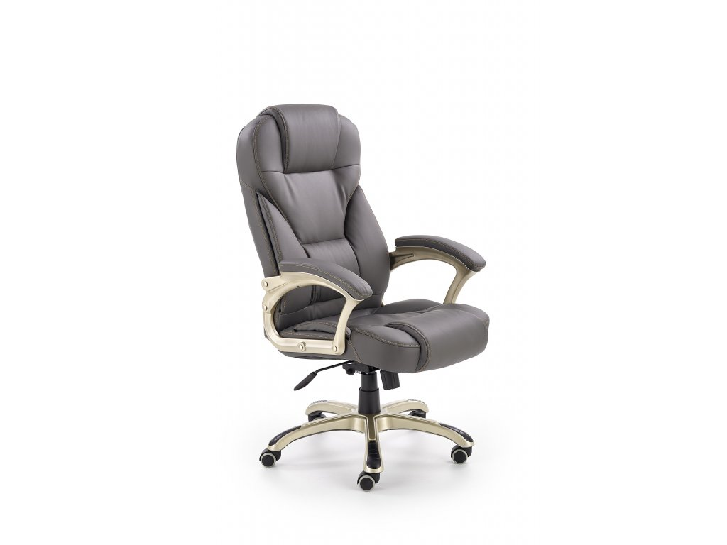Kancelářské křeslo DESMOND - šedé