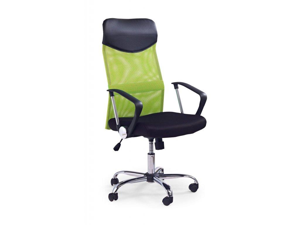 Kancelářská židle VIRE - zelená