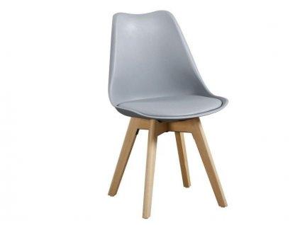 Jídelní židle PORTO - šedá