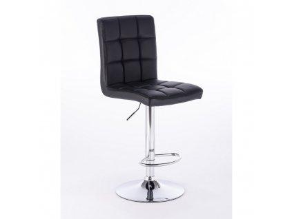 Barová židle TOLEDO - černá