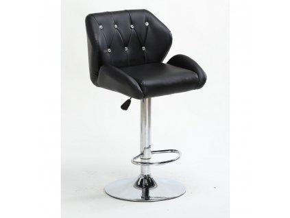 Barová židle PALERMO - černá