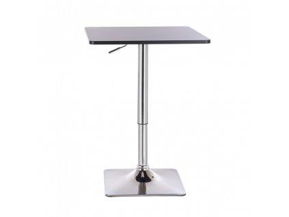 Barový stolek ALABAMA - černý