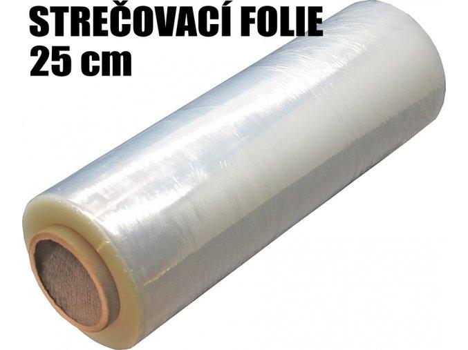 FIXACNI FOLIE STRECOVACI STRECKA 25CM