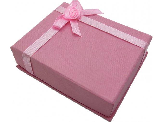 ruzova krabicka