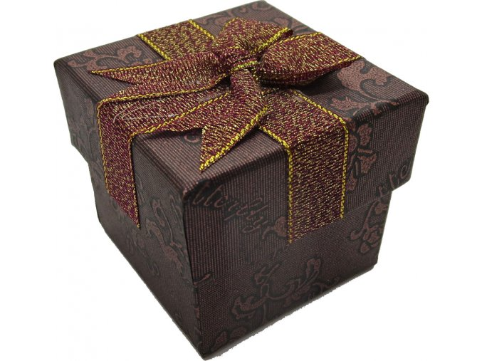 hneda krabicka