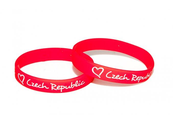 cerveny naramek Czech Republic