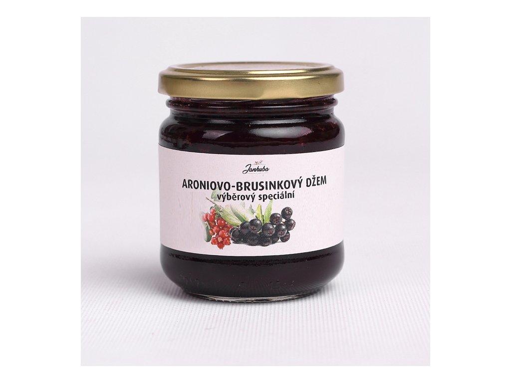 Aroniovo brusinkový džem CUKR