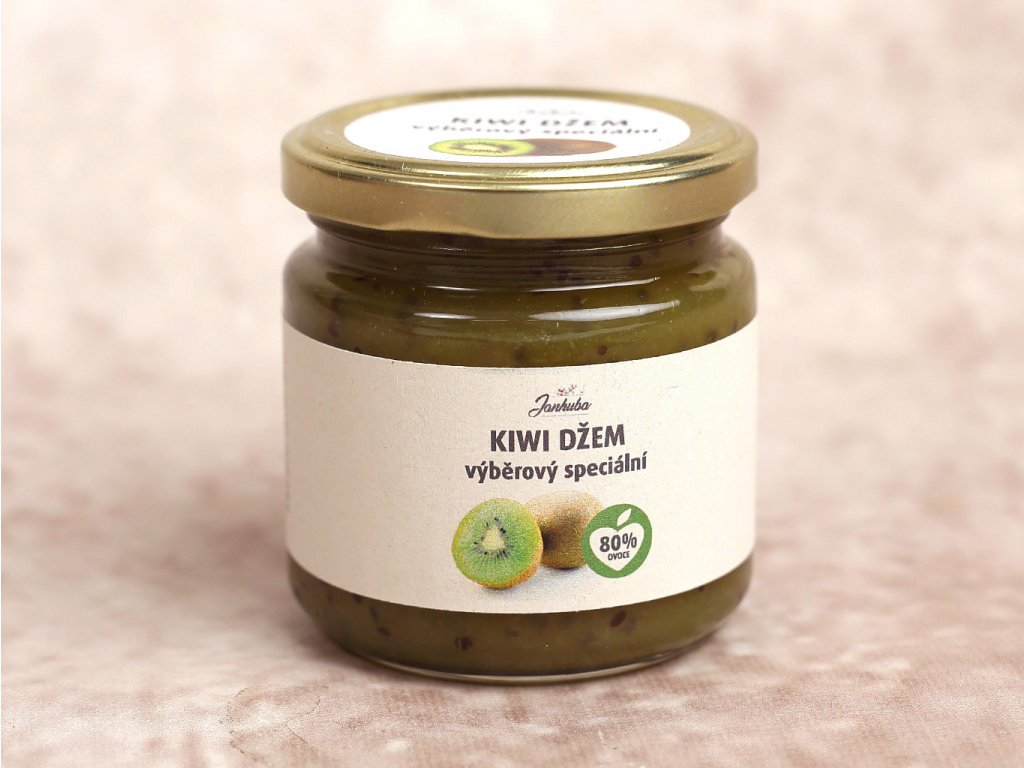 džem kiwi