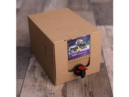 Aroniová šťáva bag in box