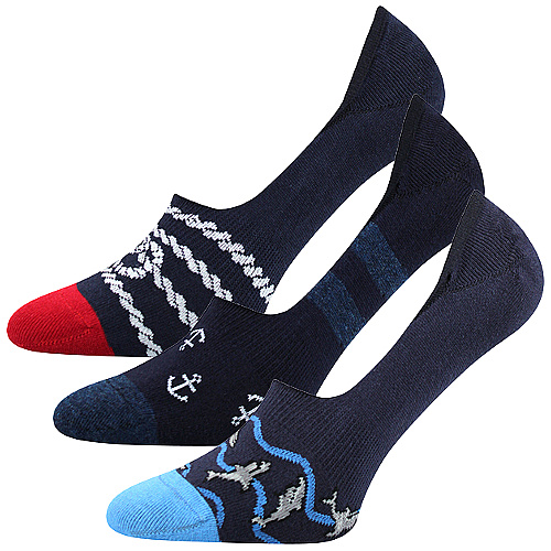 VoXX Dámské ponožky Vorty mix A Velikost: 39 - 42