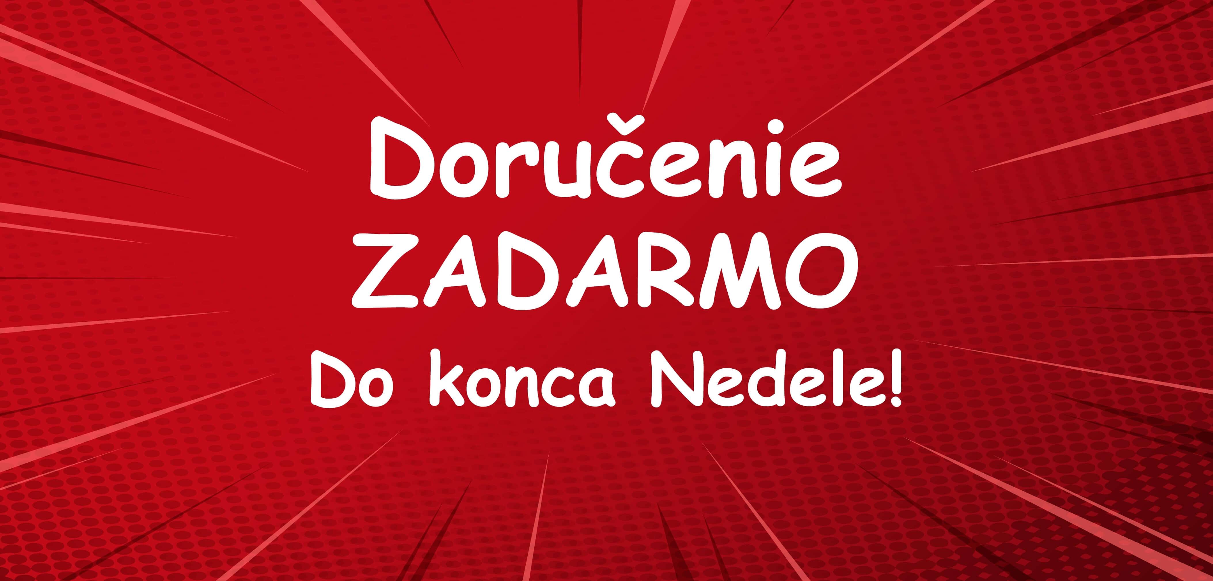 Doručenie Zadarmo SuperPotlac.sk