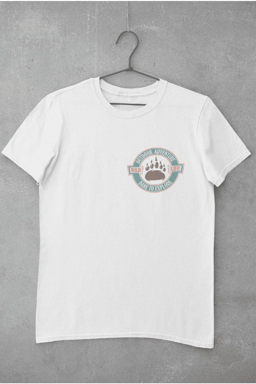 Pánske outdoorové tričko explore