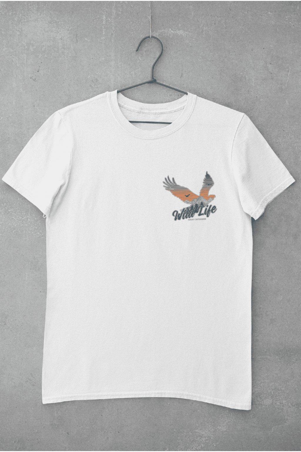 Pánske outdoorové tričko WL