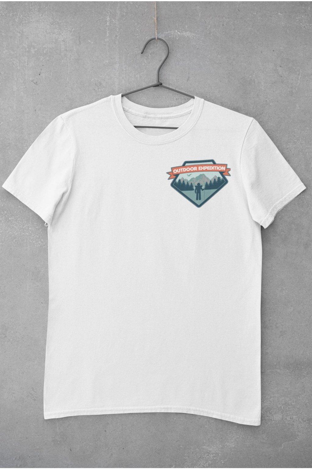 Pánske outdoorové tričko Expedition