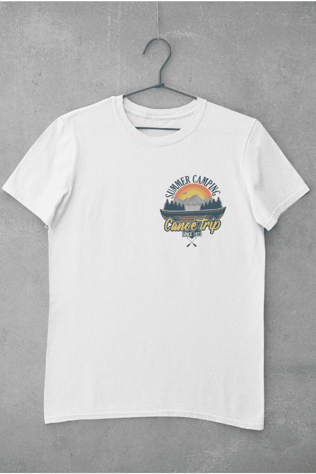 Pánske outdoorové tričko Canoe