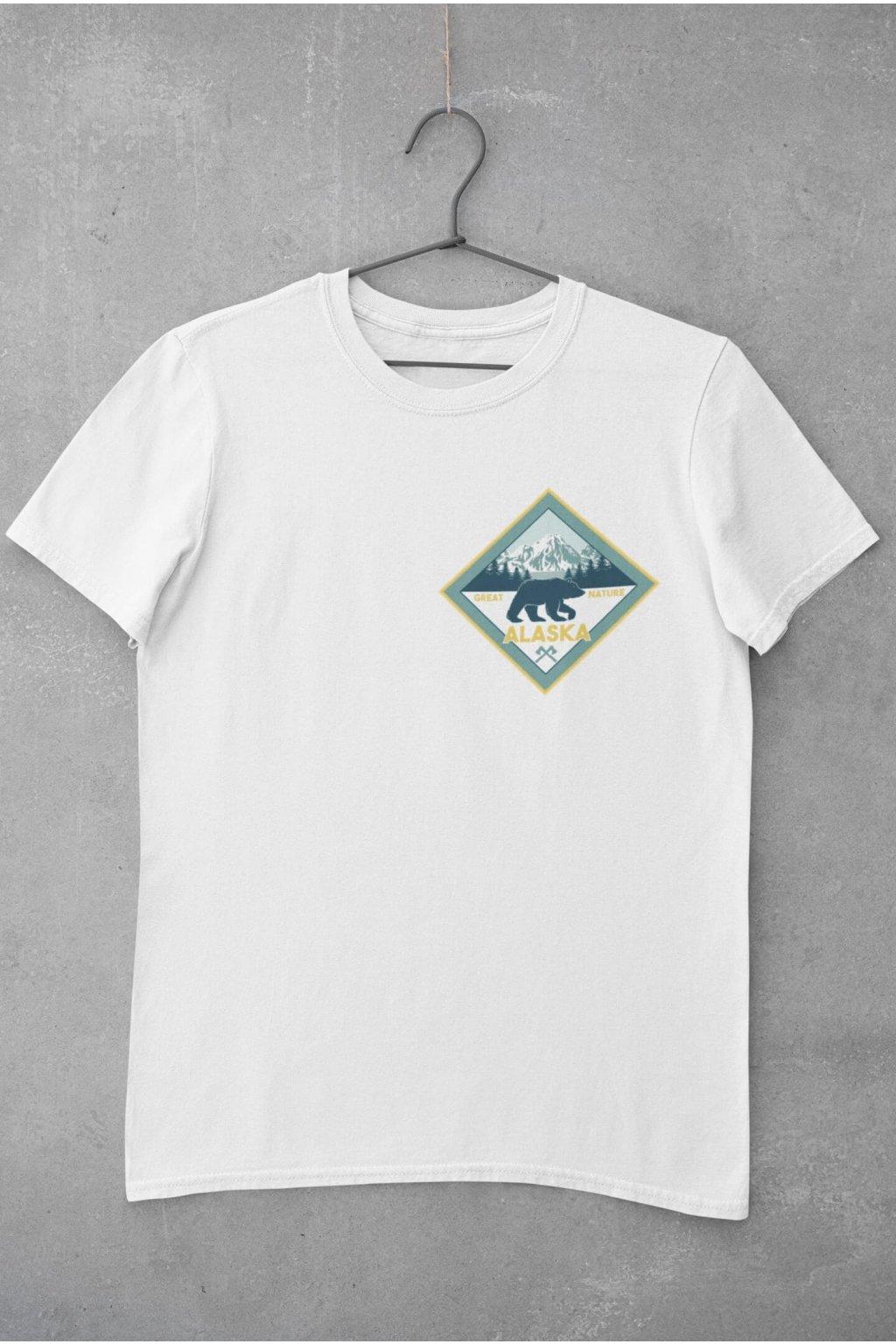 Pánske outdoorové tričko Alaska