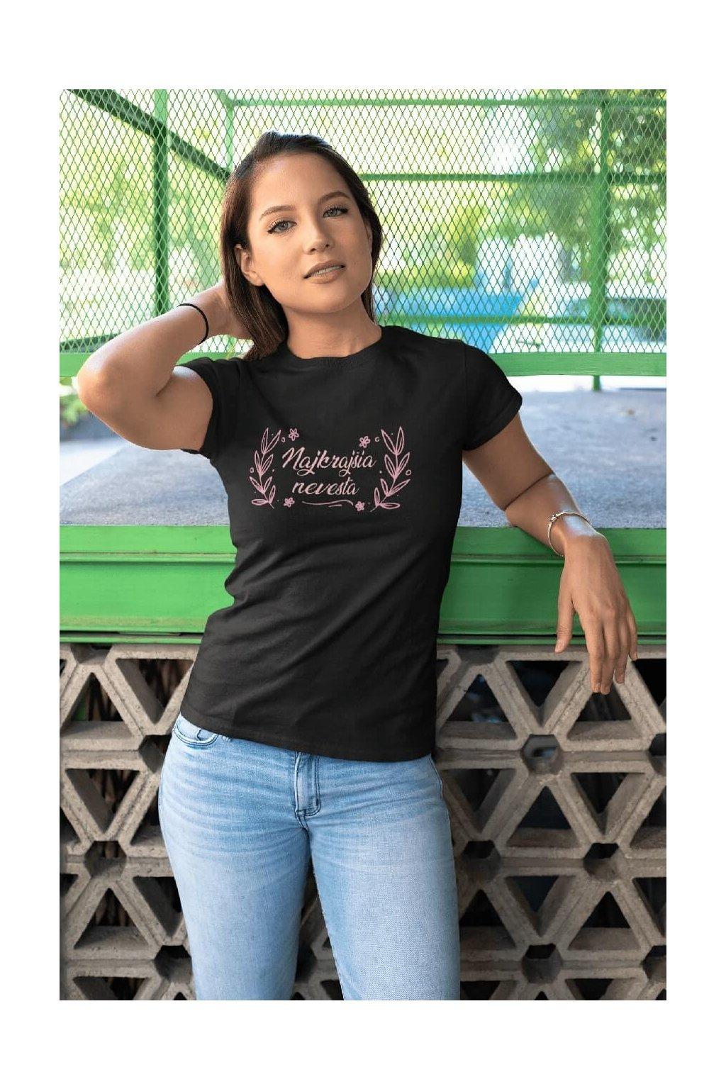 Dámske tričko Nevesta