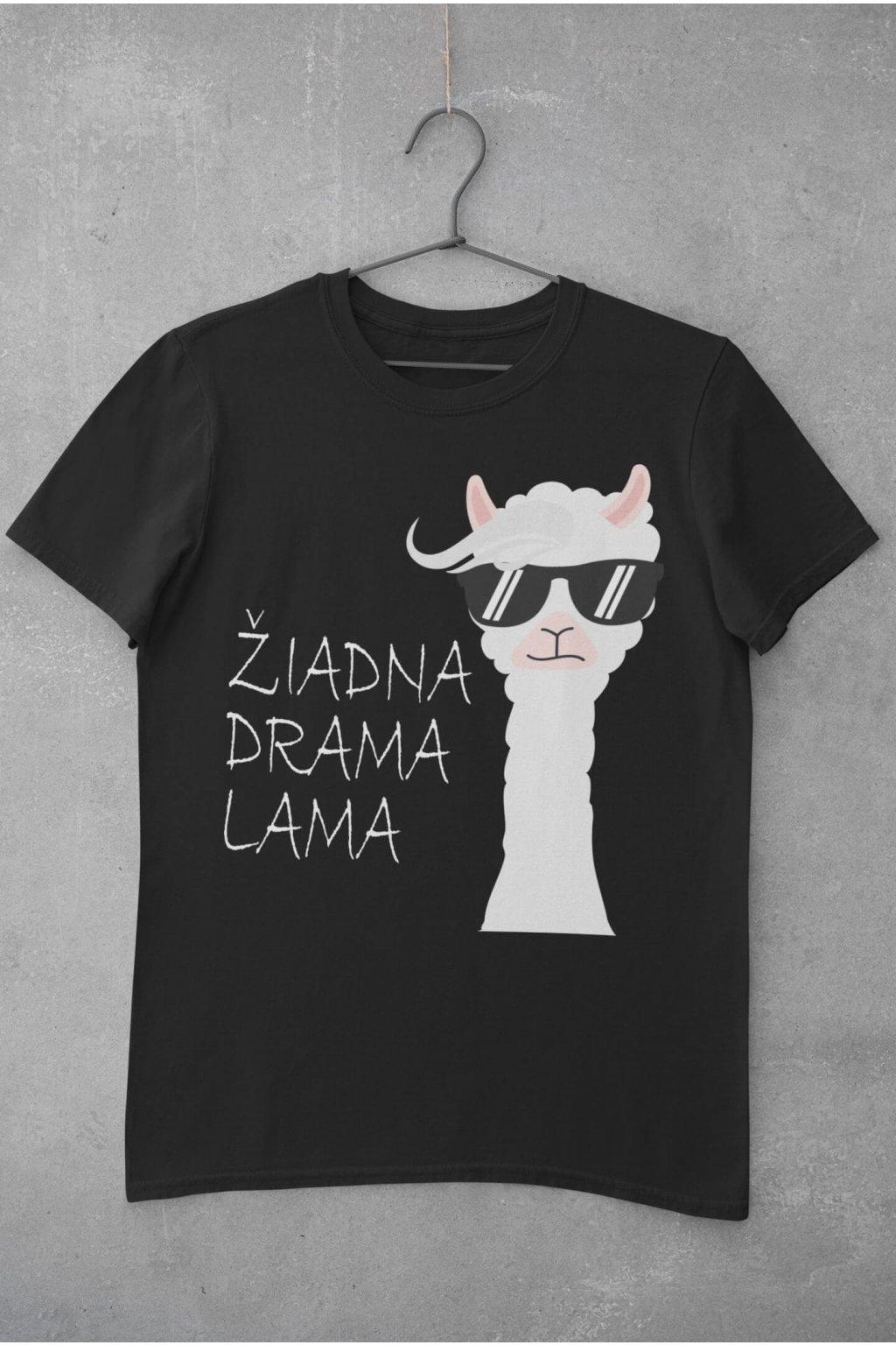 Pánske tričko Lama