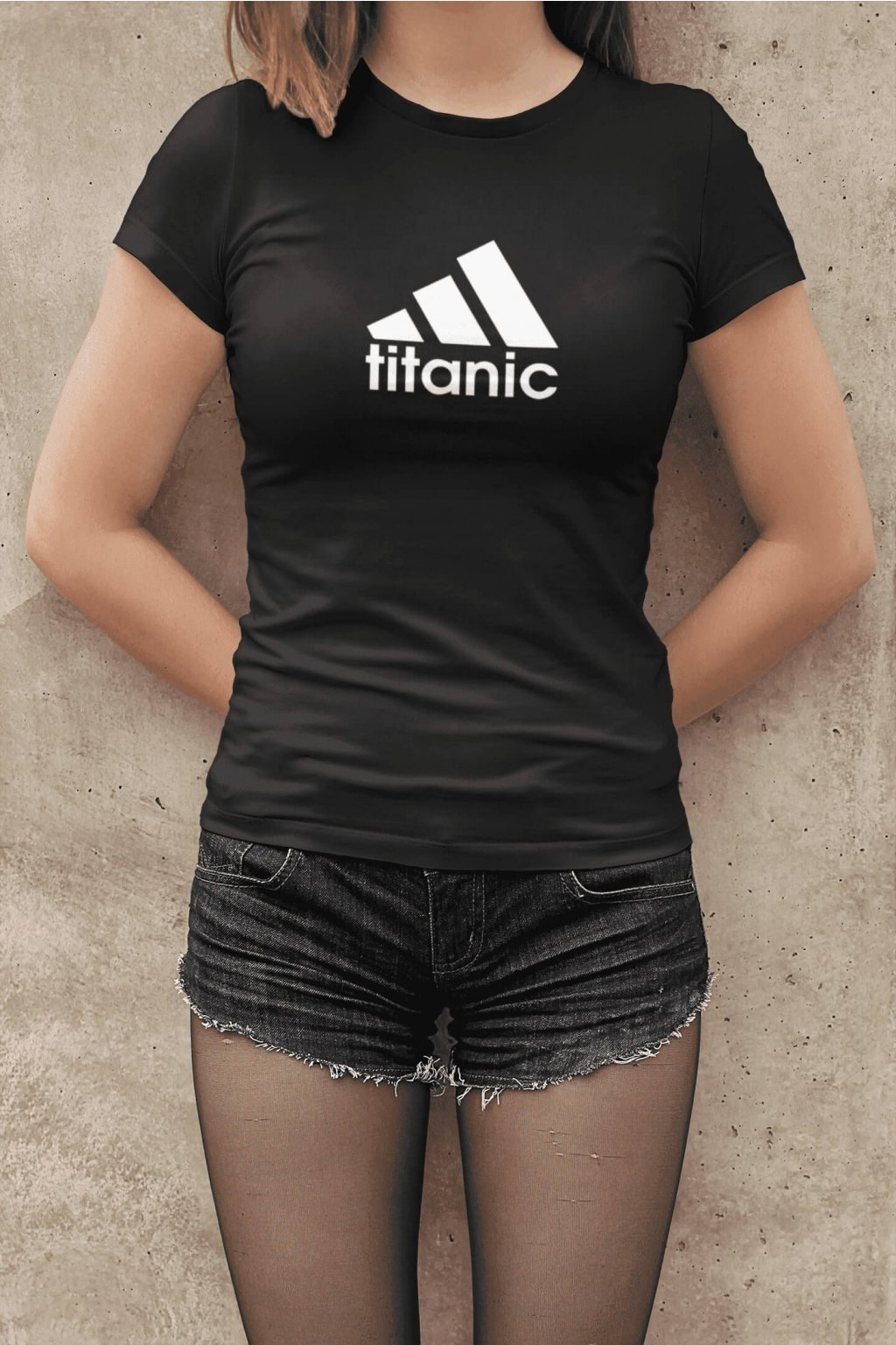 Dámske tričko Titanic