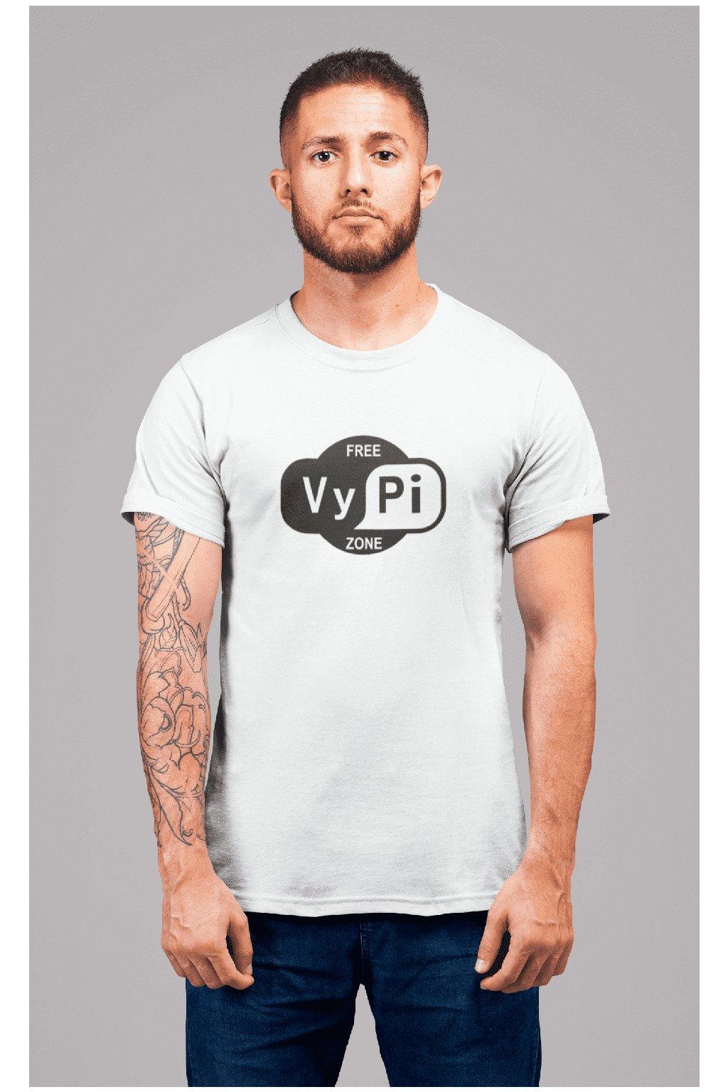Pánske tričko Vypi ZONE