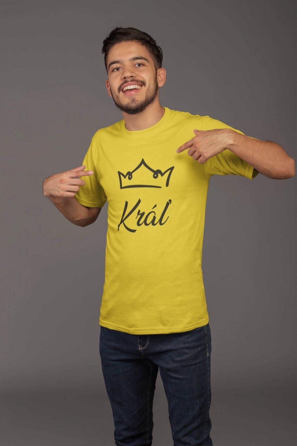 Tričko pre otca Kráľovská rodina