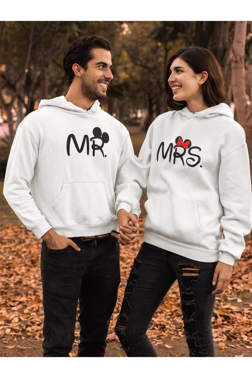 Mikiny pre páry MR a MRS