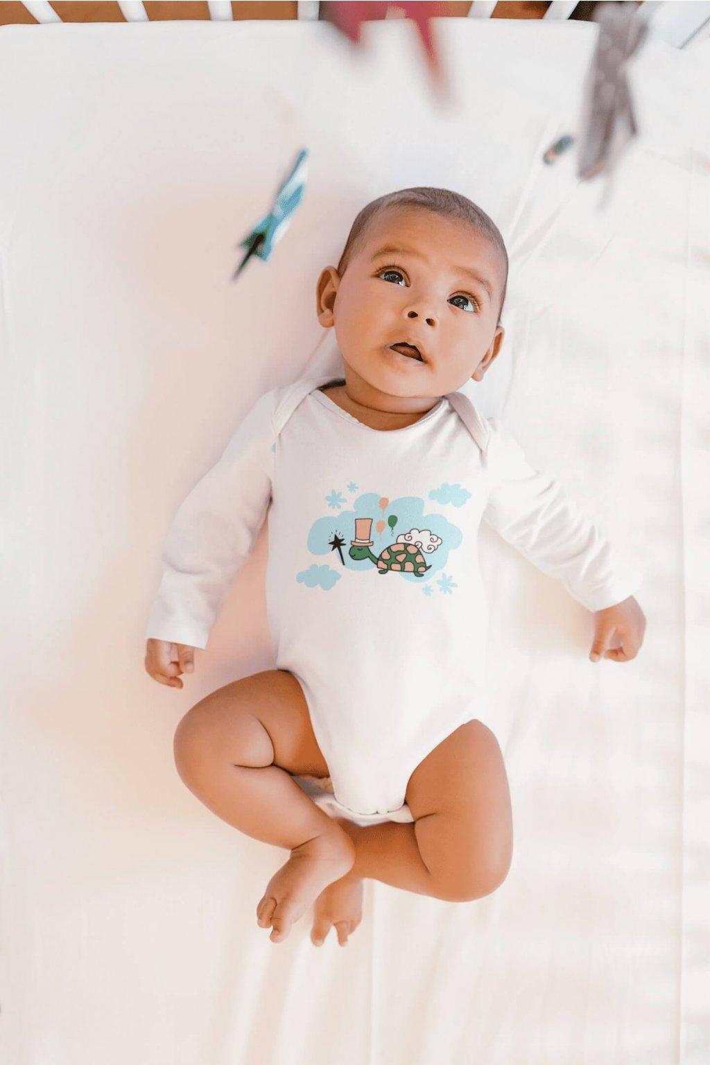 Dojčenské body Korytnačka